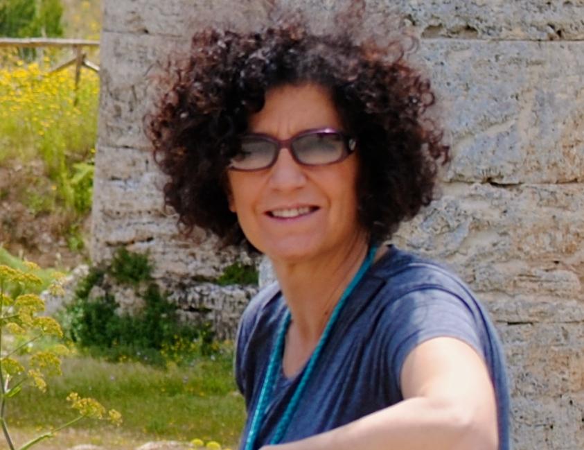 Dott.ssa Federica Argentati - Presidente del Distretto Produttivo Agrumi di Sicilia