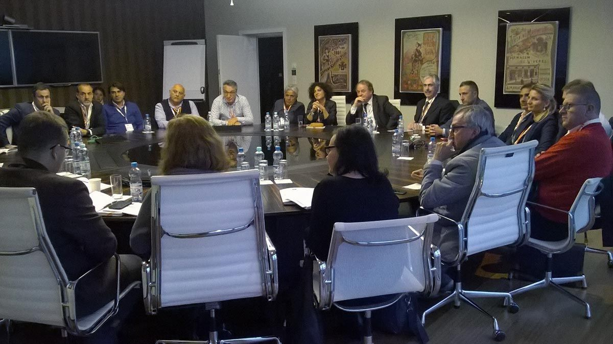 14/11/2016 - Distretto Agrumi Sicilia in missione in Polonia