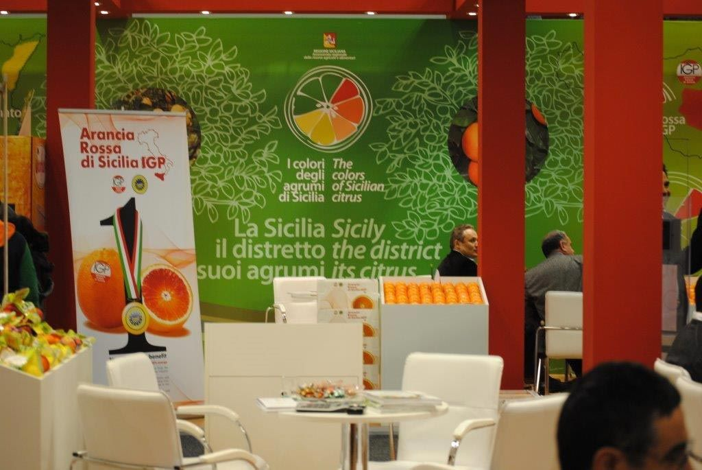 Fruit Logistica 2011 a Berlino
