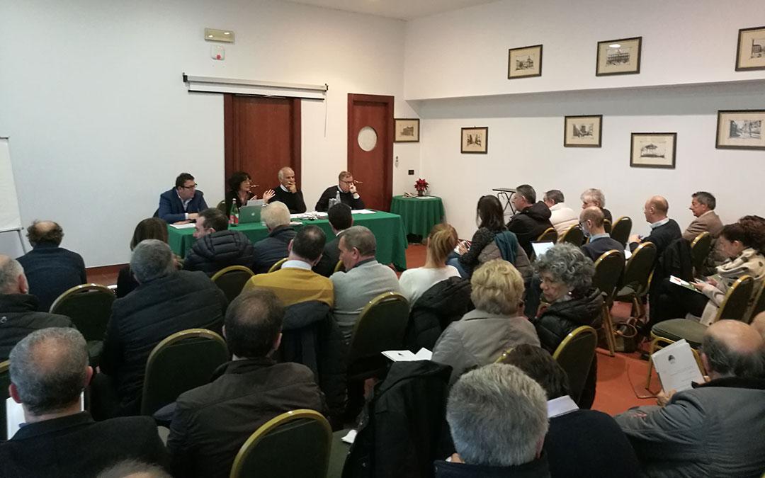ConvocazioneAssemblea straordinaria ed ordinaria dei Soci delConsorzio DistrettoProduttivo Agrumi di Sicilia.