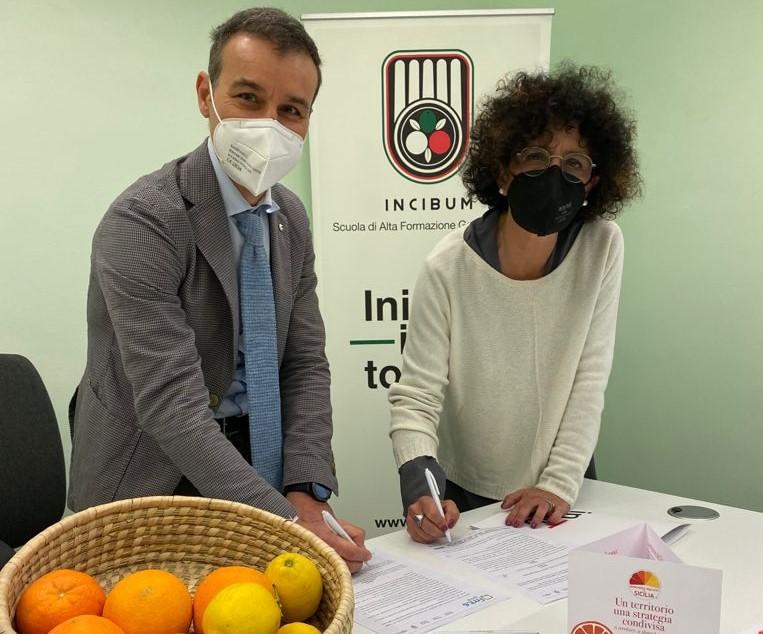 FIRMATA UN'IMPORTANTE PARTNERSHIP TRA FMTS GROUP E IL DISTRETTO PRODUTTIVO AGRUMI DI SICILIA