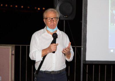Giuseppe Di Silvestro - Presidente Cia, durante la presentazione dei risultati del Progetto A.C.Q.U.A.