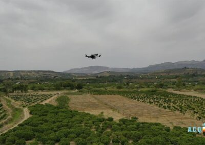 Ricognizione drone // Progetto A.C.Q.U.A.