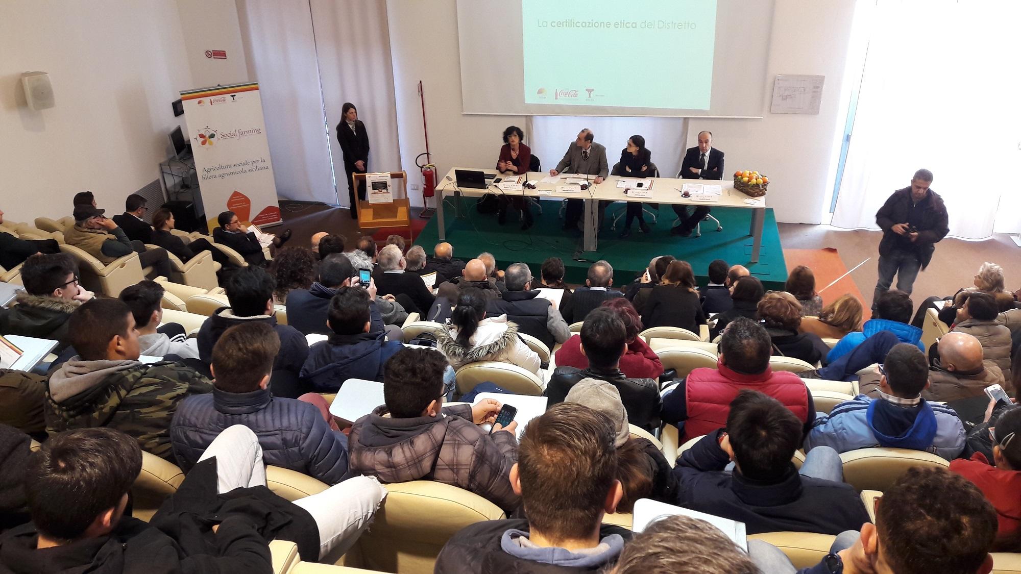 Social Farming_conferenza stampa presentazione