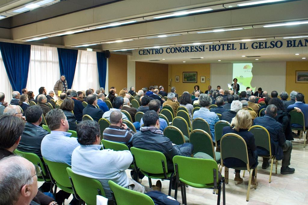 12/04/2012 - Members assembly meeting, Catania