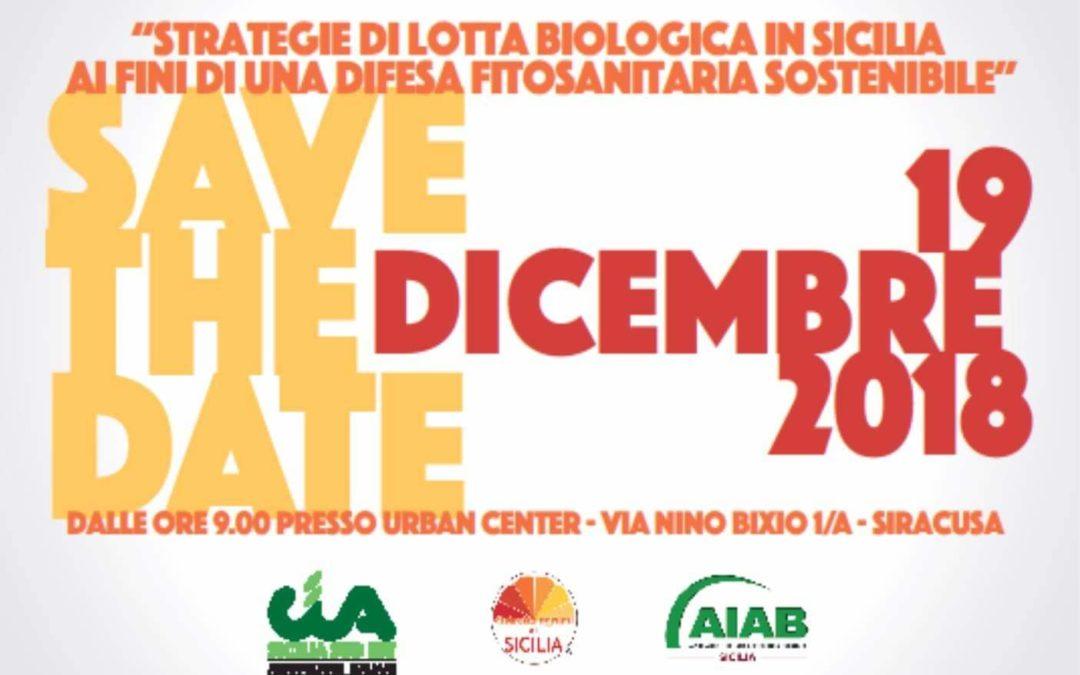 Strategie di lotta biologica in Sicilia