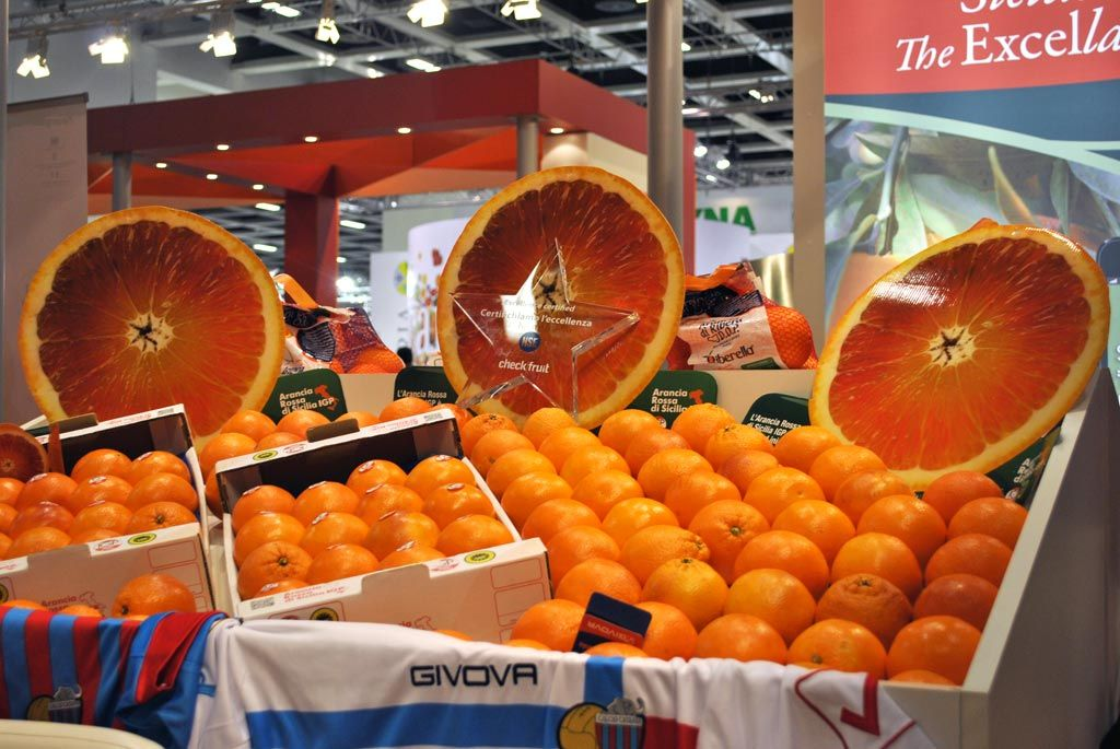 Fruit Logistica 2013 a Berlino
