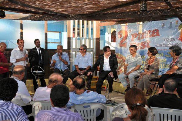Réncontre avec le Ministère – Ribera (AG), 16 Septembre 2014