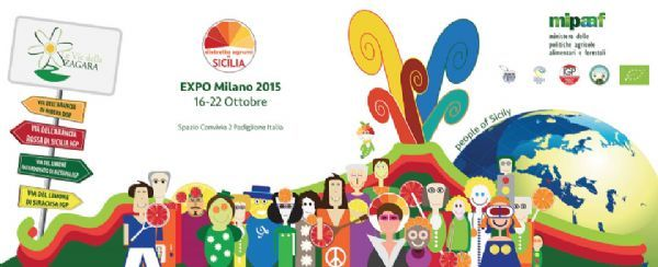 EXPO 2015. The Citrus District of Sicily presents in Milan the producing Sicily with 'People of Sicily'