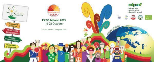 EXPO 2015. Le District Productif Agrumes de Sicile amène la production sicilienne jusqu'à Milan avec 'People of Sicily'