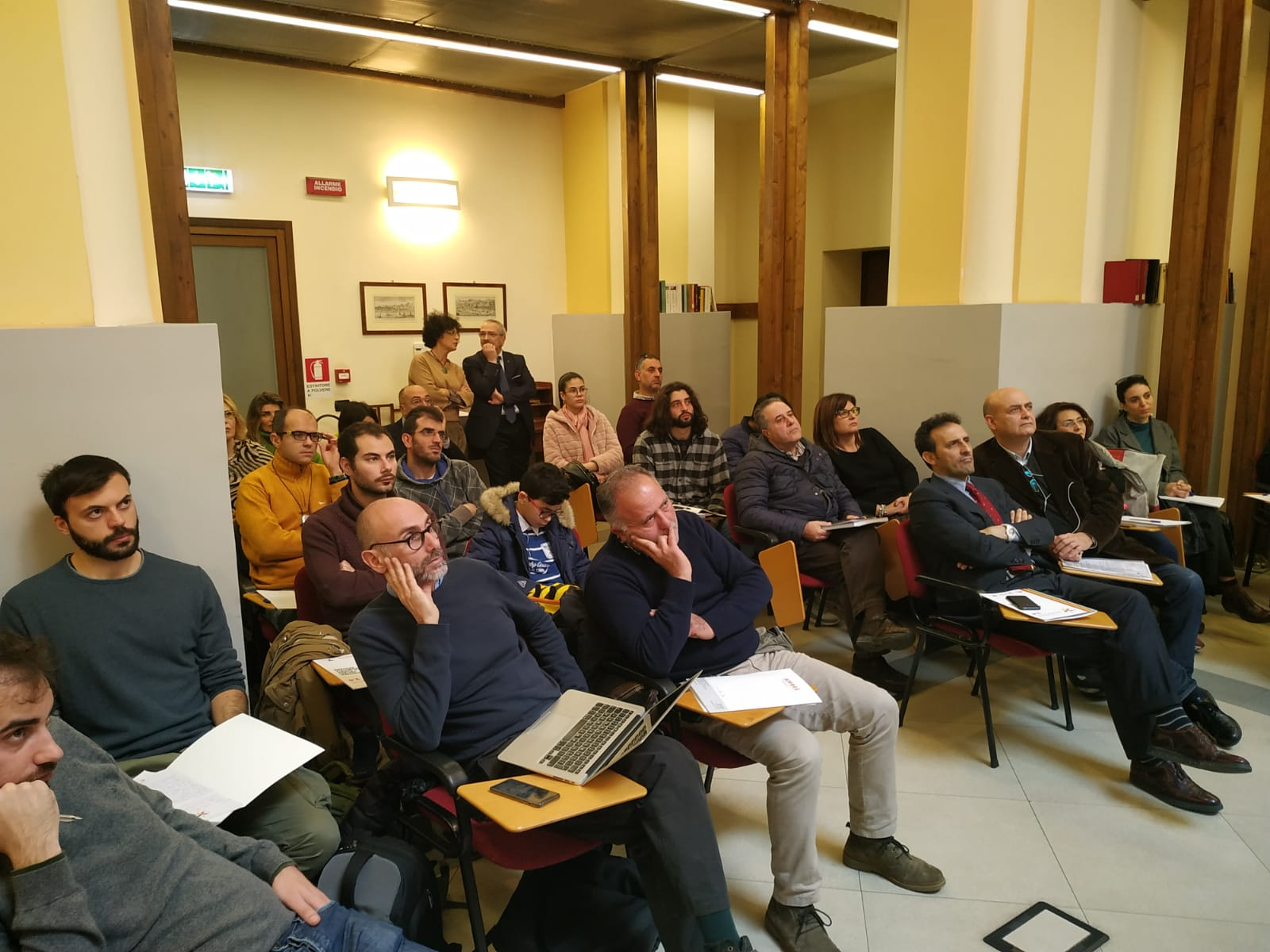 "20/12/2018 - Social farming seminar ""The role of trade organizations and the Gal in the growth of the Sicilian citrus fruit production chain"" - Palermo"
