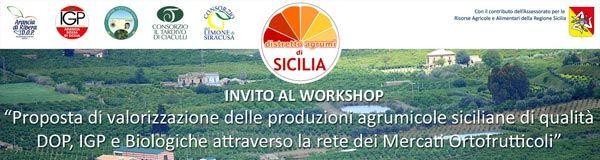Invito al Workshop Mercati ortofrutticoli di Cesena